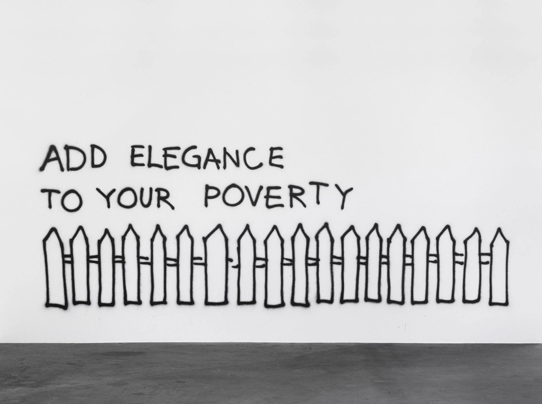 MBO_Add Elegance to Your Poverty, 2002_photo Roman MÑrz